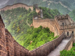 The Great Wall Of China - دیوار بزرگ چین