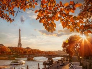 پاییز در پاریس + عکس های دیدنی