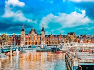 لحظه ای با آمستردام هلند