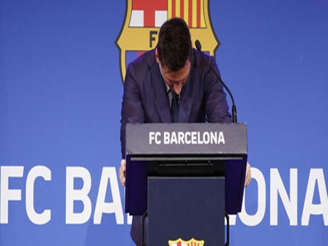 پایان کار بهترین بازیکن تاریخ در بارسلونا