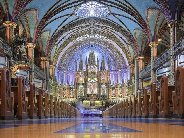 تصاویری از کلیساهای زیبا