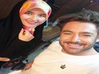 یاسمن اشراقی ، نوه دختری امام خمینی (ره) + عکس با محمدرضا گلزار