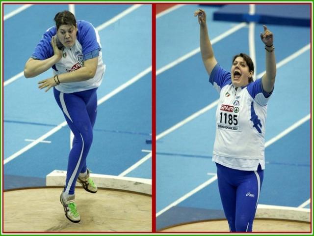 آسونتا لِنیانته؛ قهرمانی پارالمپیک بعد از نابینا شدن