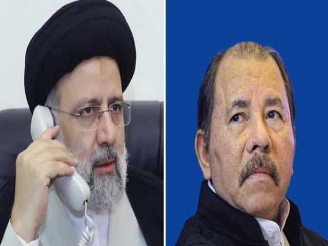تماس تلفنی رئیسی با رئیس جمهور نیکاراگوئه