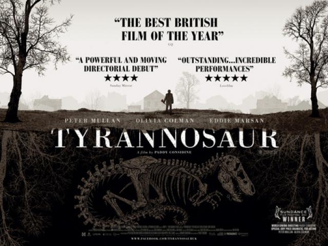 نقد روان شناختی فیلم سینمایی تیرانازوروس و نگاهی به شخصیت زنان این فیلم