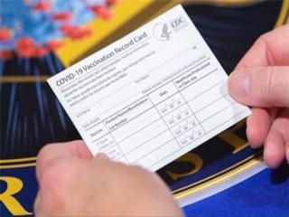 سامانه ثبت نام کارت واکسیناسیون دوزبانه راه اندازی شد