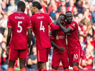 لیورپول 3-0 کریستال پالاس؛ برتری لک لک ها در خانه