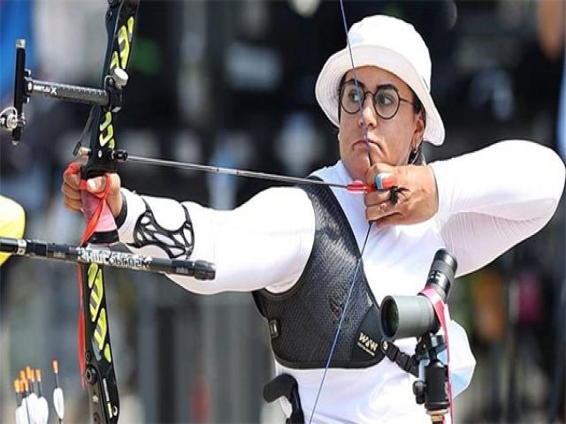 زهرا نعمتی اولین گام خود در المپیک را محکم برداشت