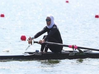 دو قایقران ایران در نیمه نهایی پارالمپیک