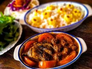 خورشت بادمجان با گوشت قلقلی ؛ غذایی خوش طعم و لذیذ