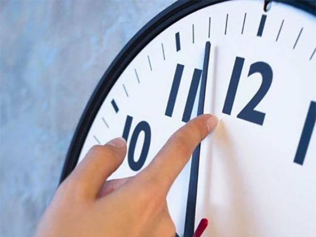 ساعت رسمی کشور امشب تغییر می کند
