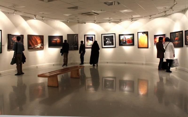 خانه هنرمندان تهران