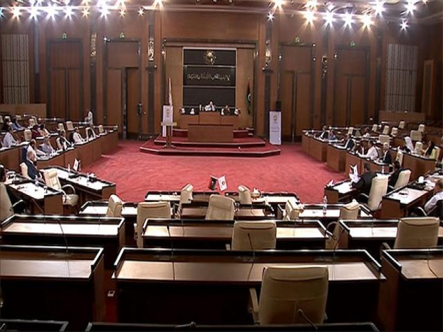 پارلمان لیبی با سلب رای اعتماد از دولت لیبی مخالفت کرد