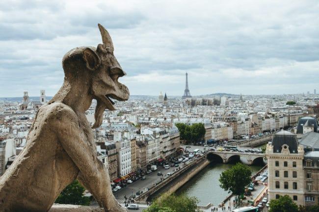 سندرم پاریس چیست