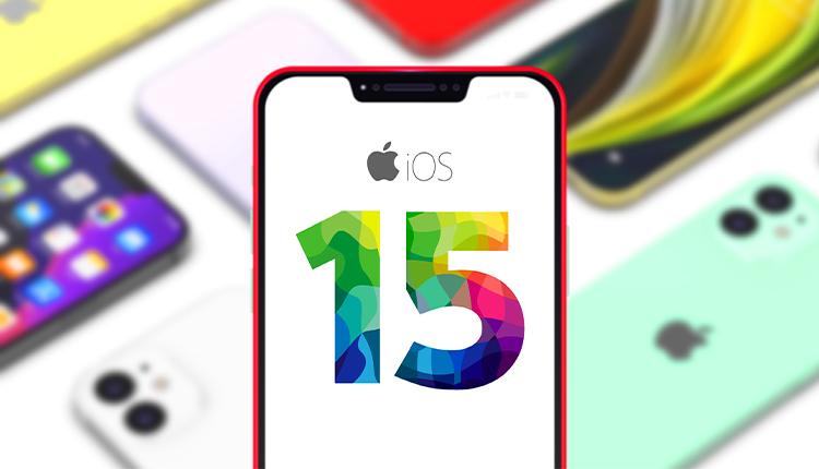 امکانات ورژن IOS 15