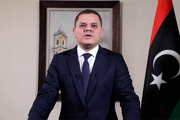 نخست وزیر کشور لیبی