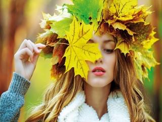 زیباترین عکس های پروفایل دخترانه پاییزی