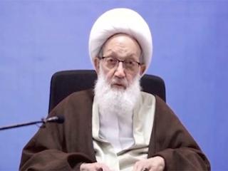 درخواست همه پرسی رهبر شیعیان بحرین از رژیم این کشور