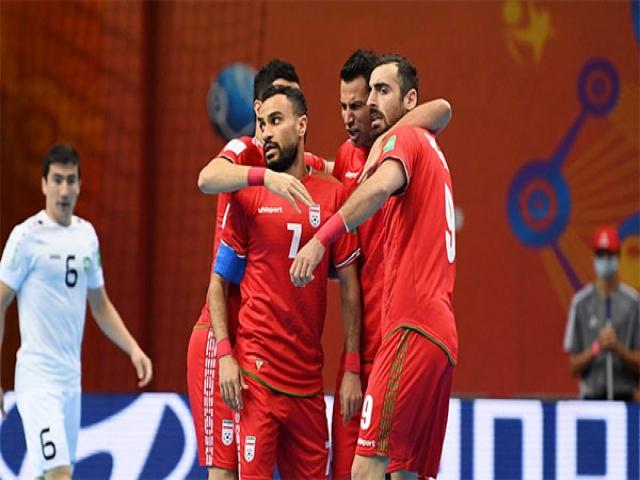 جام جهانی فوتسال 2021: ایران 9-8 ازبکستان؛ صعود ایران به 8 تیم نهایی