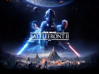 بازی Star Wars Battlefront II معرفی شد