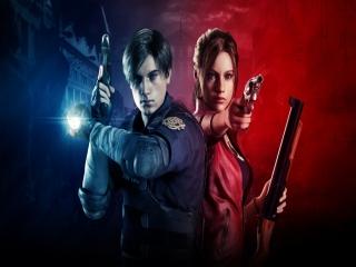 کپکام و معرفی صفحه کلیدی برگرفته Resident Evil 2