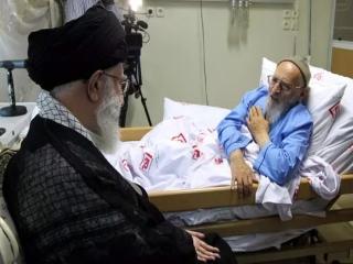تسلیت رهبر انقلاب اسلامی در پی درگذشت آیتالله حسنزاده آملی