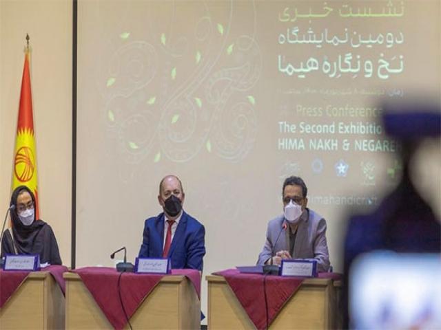 دومین جشنواره نخ و نگاره با حضور 328 شرکت کننده برگزار می شود