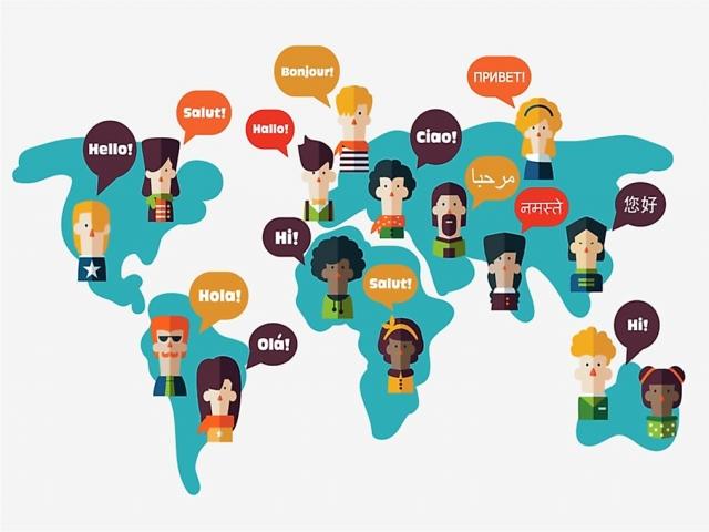 نام و تعداد زبان های زنده دنیا