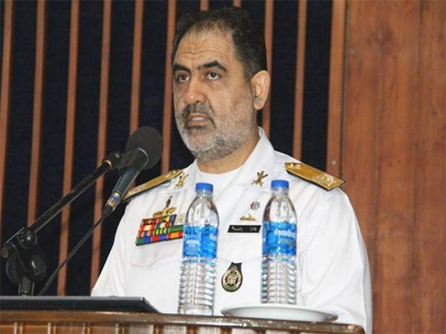 فرمانده نیروی دریایی: ایرانیان همیشه نماد صلح و دوستی بودند و به هیچ کشوری چشم نداشتند