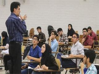 آموزش حضوری دانشجویان فعلا منتفی است