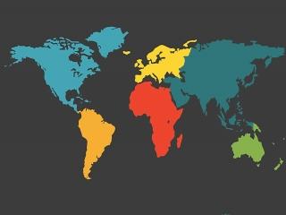 آشنایی با قاره های جهان