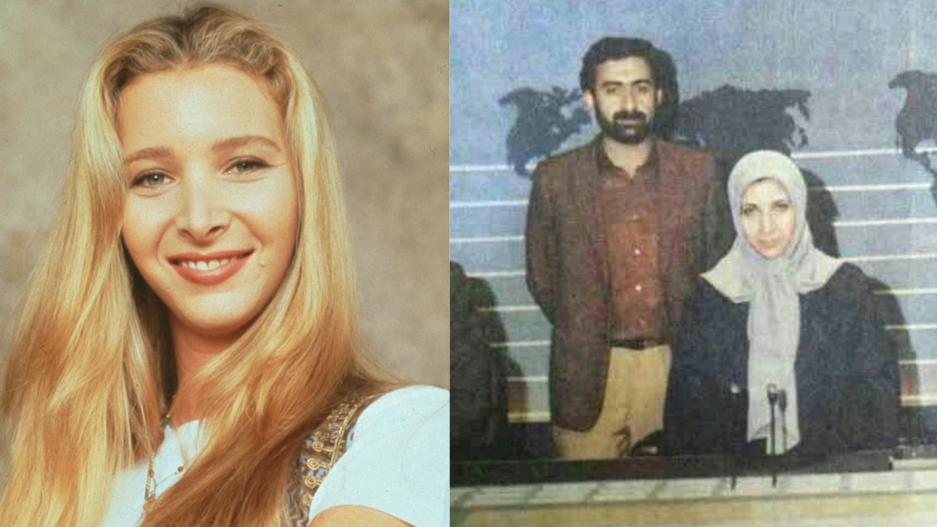 شباهت ایران شاقول به بازیگر آمریکایی