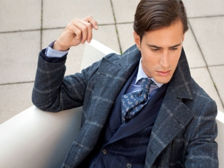 آموزش گره زدن کراوات