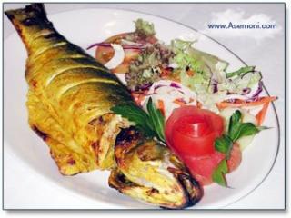 ماهی حلوا شکم پر