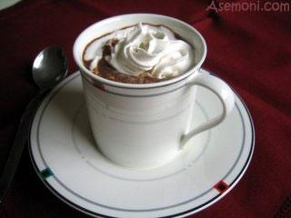 معجون شکلات سفید
