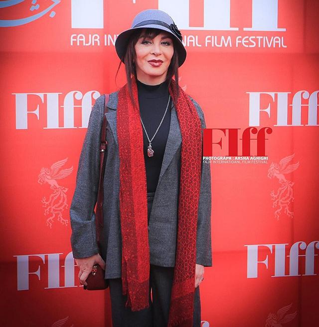 افسانه بایگان در جشنواره فیلم فجر