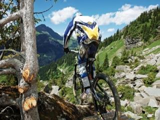 آشنایی با دوچرخه سواری کوهستان