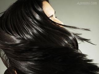 شادابی موها با روغنهای زیبایی