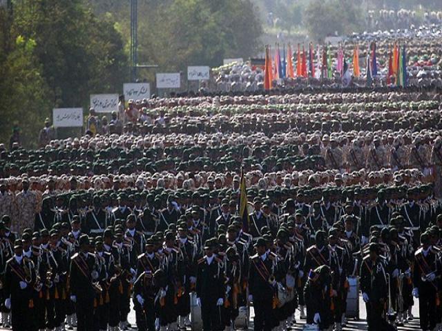 29 فروردین ، روز ارتش جمهوری اسلامی و نیروی زمینی