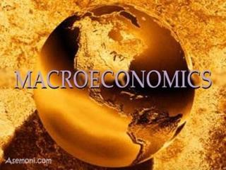 تفاوت بین اقتصاد خرد و کلان