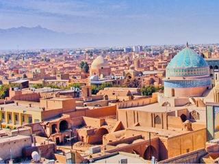 آشنایی با استان یزد