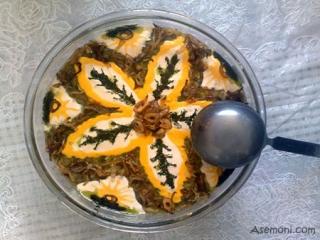 آش گندم شیر کرمان ویژه افطاری ها