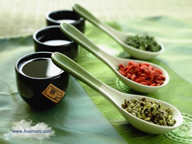 نکاتی در مورد ادویه و سبزی های معطر