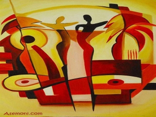 نقاشی مدرن چیست؟