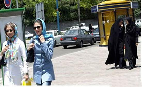 پوشش دوره انقلاب اسلامی