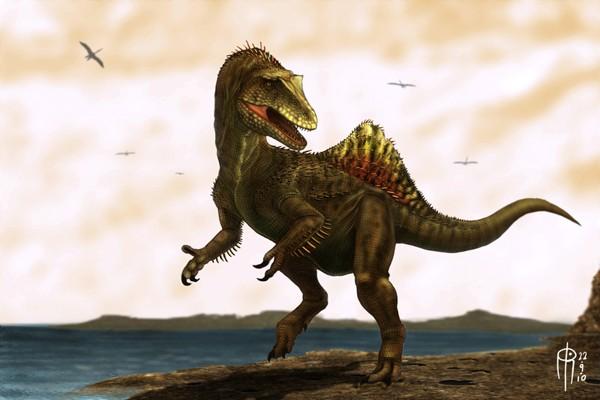 انواع دایناسور