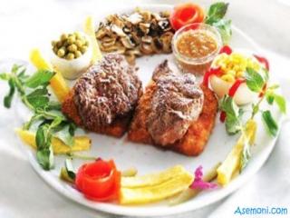 غذای فرانسوی تورندو