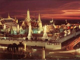 جاذبه های تفریحی و گردشگری بانکوک تایلند