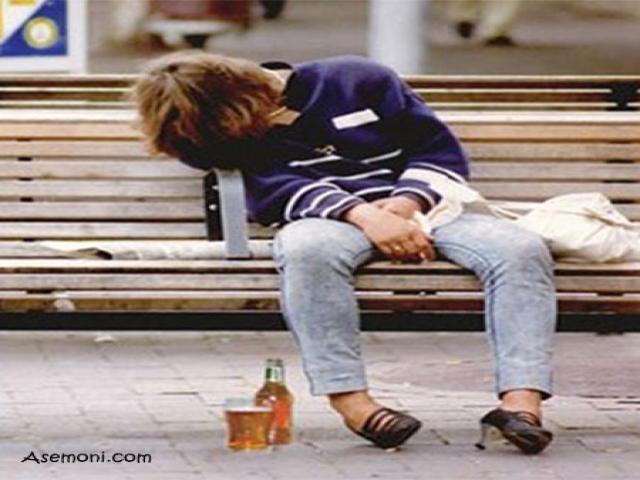 اثرات مصرف مشروبات الکلی بر بدن