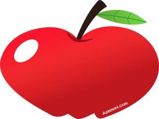 قصه سیب معجزه گر